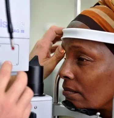 Glaucoma and cataract screening